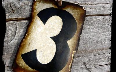 Символика на числата и числото 3
