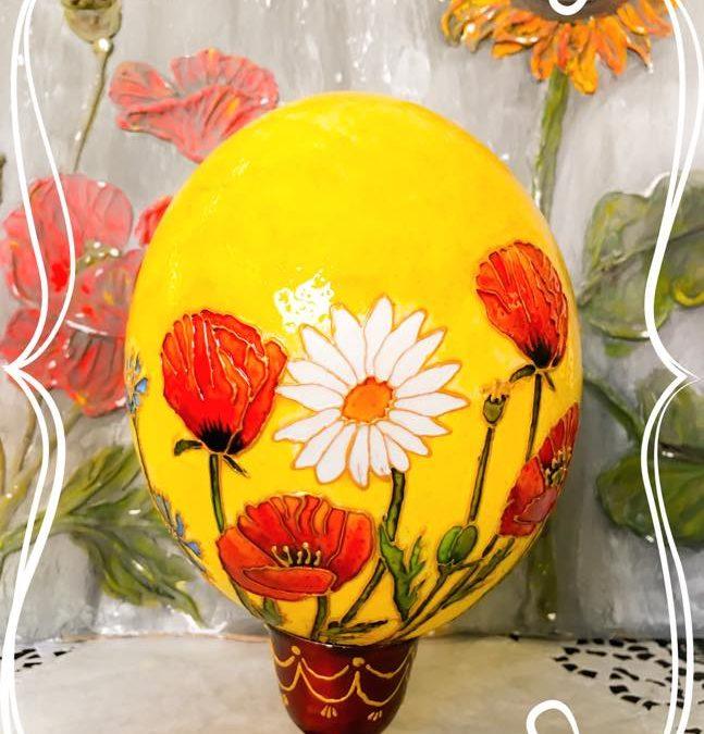 Яйцето като космически символ