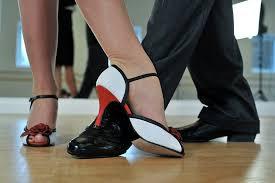 За допирните точки при тангото и връзките ни…