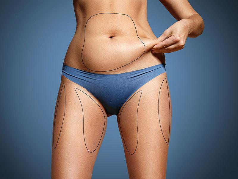 Женската енергия и наднорменото тегло