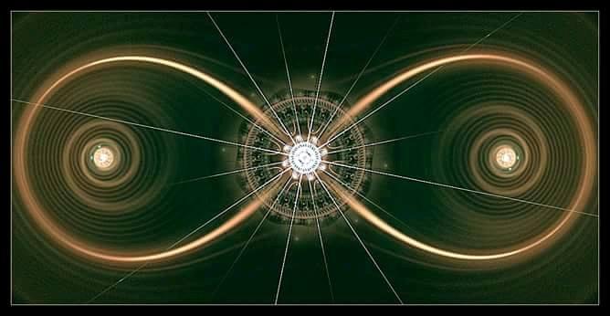 Квадратът на осемте осмици