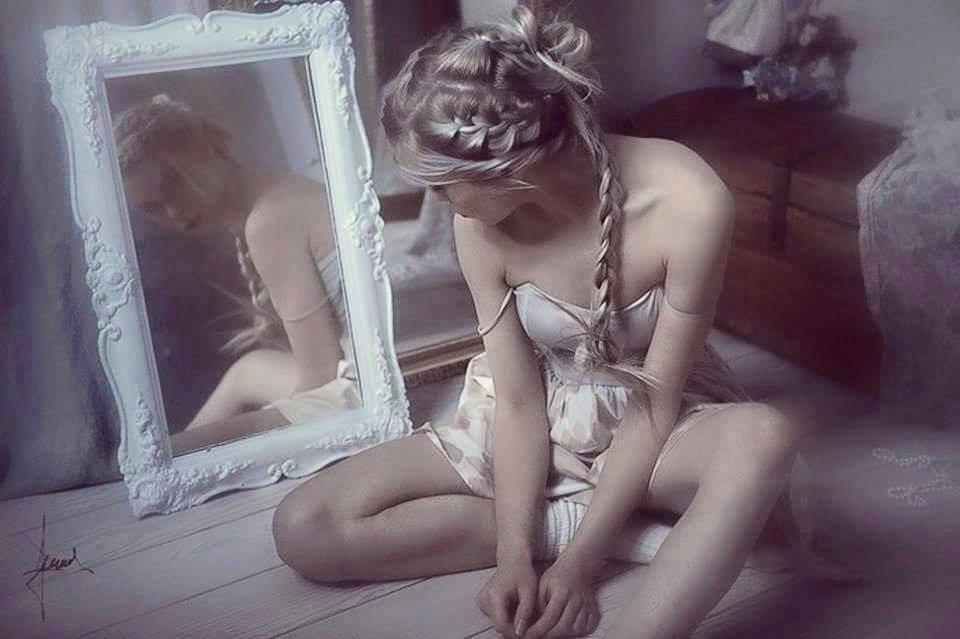 Огледалото – портал към паралелни светове