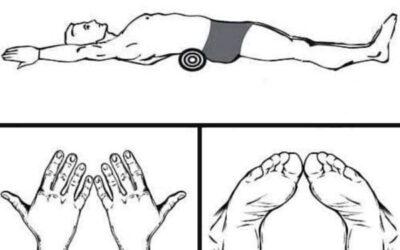 5-минутно японско упражнение при болки в кръста и гърба